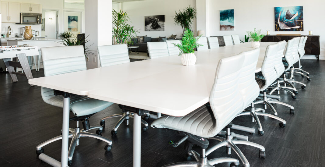The Compass Loft - conference and office space for rent in Cayman Islands