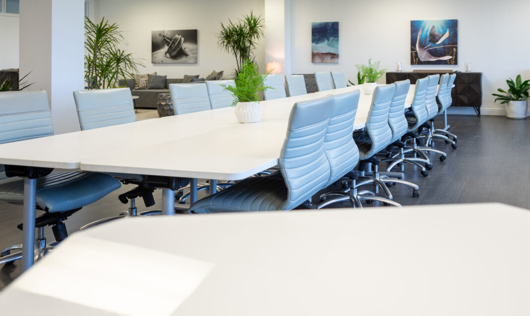 The Compass Loft - meeting and office space for rent in Cayman Islands