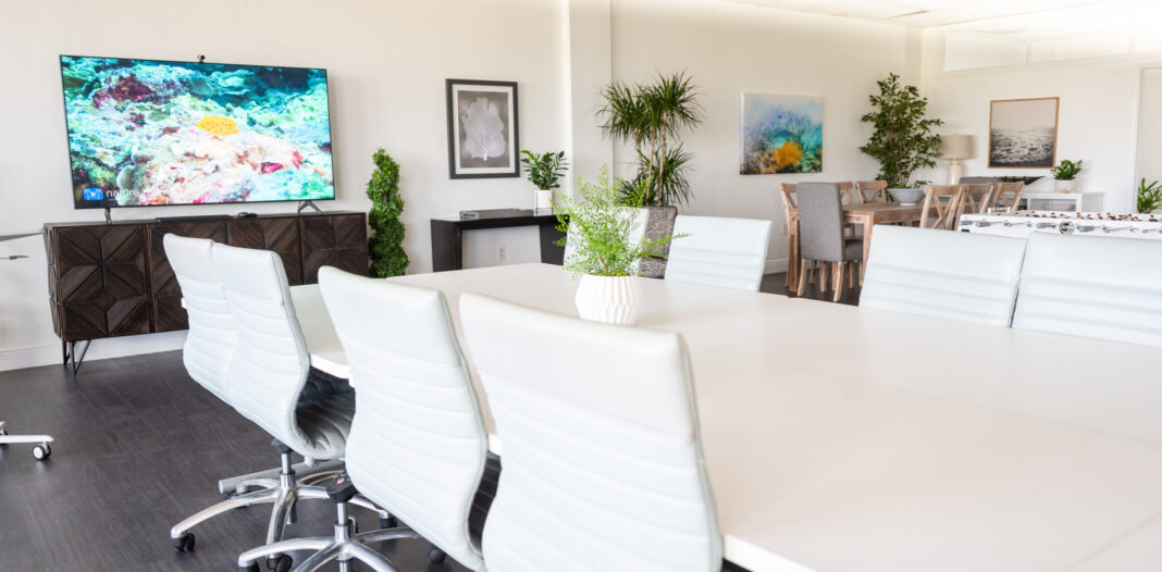 The Compass Loft - event and meeting space for rent in Cayman Islands